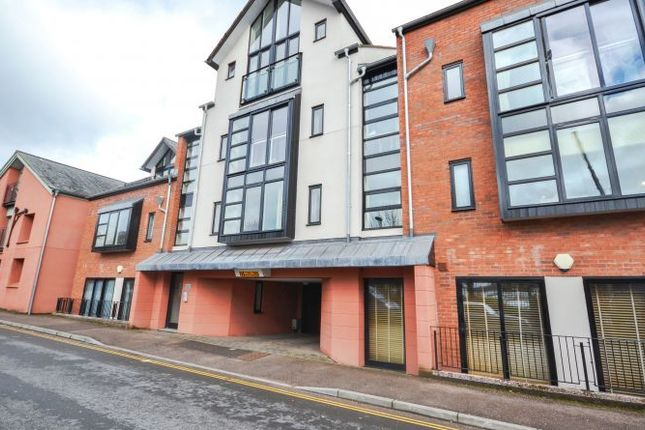 Thumbnail Maisonette to rent in St Edmonds Court, Exeter