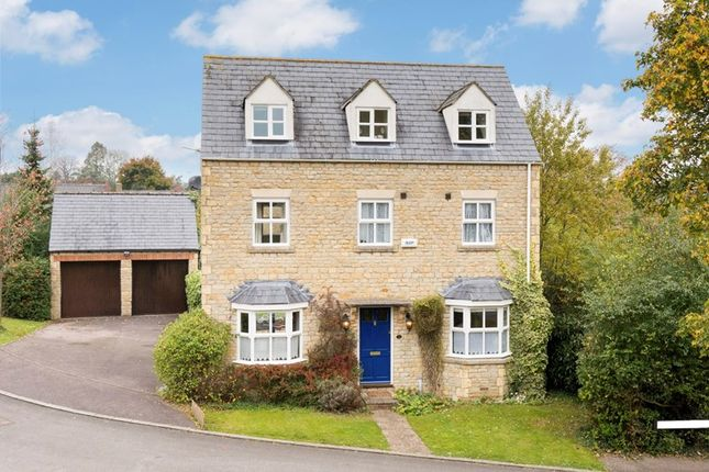 4 bed detached house for sale in Lawrence Fields, Steeple Aston, Bicester