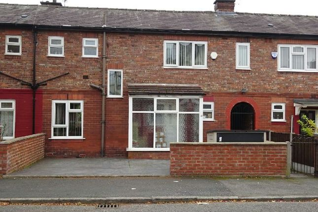 Thumbnail Terraced house for sale in Lime Grove, Old Trafford, Manchester