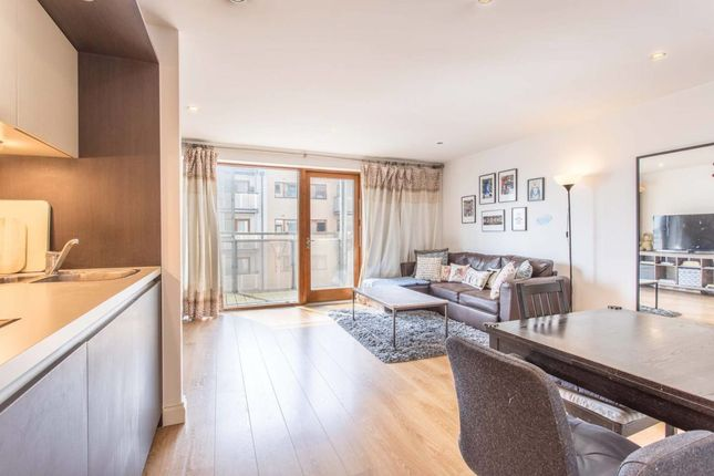 Thumbnail Flat to rent in Trevithick Way, London