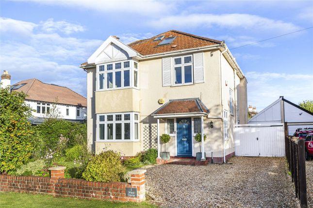 Thumbnail Detached house for sale in West Dene, Stoke Bishop, Bristol