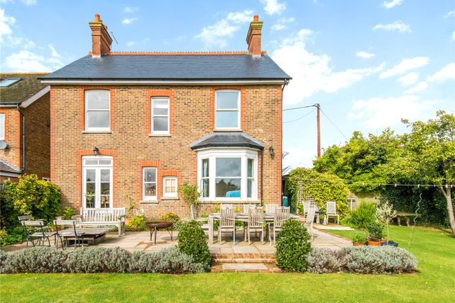 Thumbnail Detached house for sale in Cromwell Road, Burgess Hill, West Sussex