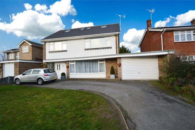 Thumbnail Detached house for sale in Burges Road, Southend-On-Sea, Thorpe Bay, Essex