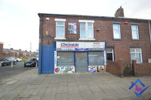Thumbnail Flat to rent in Tennant Street, Hebburn