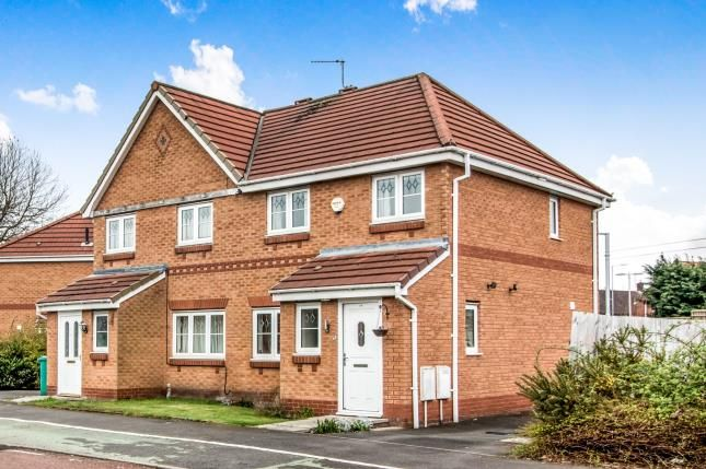 Thumbnail Semi-detached house for sale in Kerscott Road, Northern Moor, Near Sale, Greater Manchester