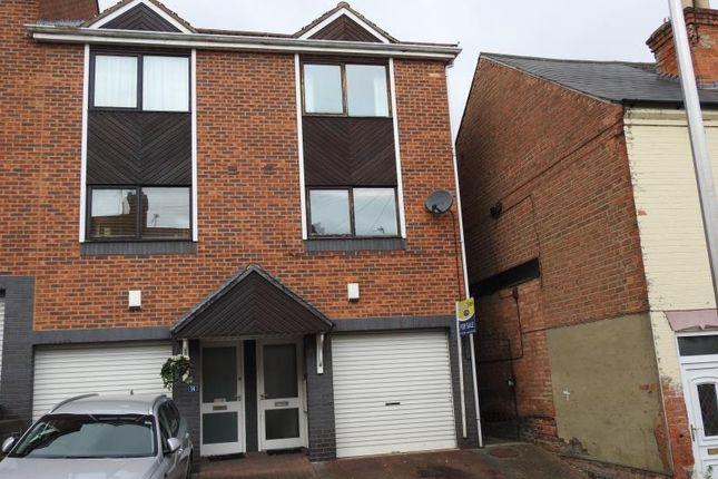 Thumbnail End terrace house for sale in Chesterfield Street, Carlton, Nottingham