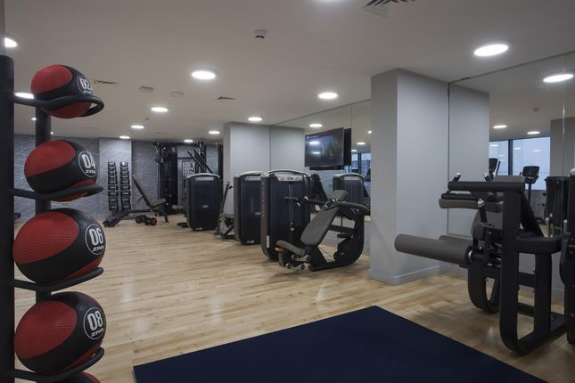 Gym 3 of City Suites, Chapel Street, Salford M3