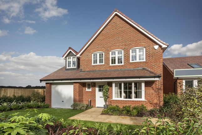 """Thumbnail Detached house for sale in """"Harborough"""" at West End Lane, Henfield"""