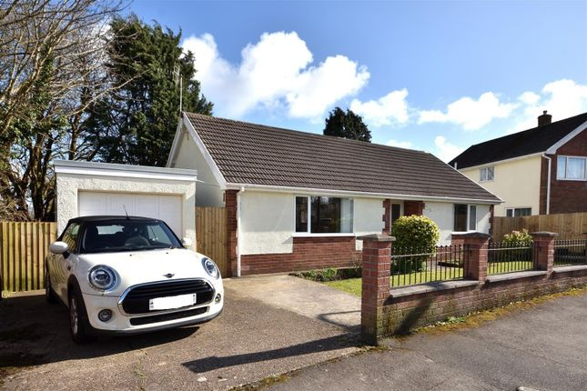 Thumbnail Detached bungalow for sale in Broadmead Cresent, Bishopston, Swansea