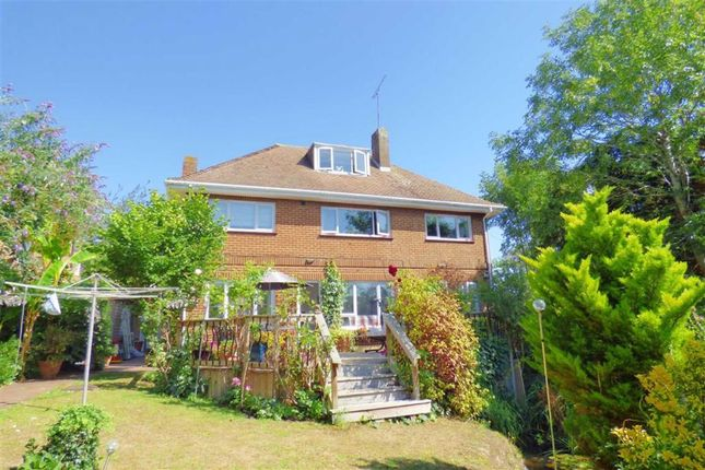 Thumbnail Detached house for sale in Central Road, Strood, Rochester