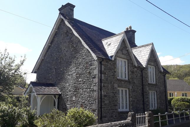Thumbnail Detached house for sale in Llanwrda, Carmarthenshire