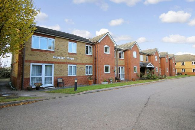Thumbnail Flat for sale in Royston Court, Esher
