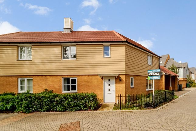 Thumbnail Semi-detached house to rent in Laurence Hamilton Lane, Ashford