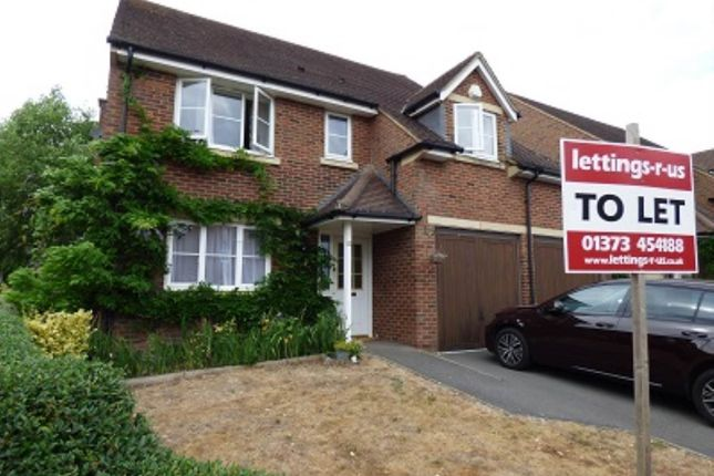 Thumbnail Property to rent in Lacock Gardens, Hilperton, Nr Trowbridge