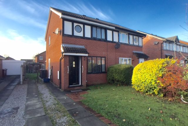 Thumbnail Semi-detached house to rent in Mossdale, Blackburn