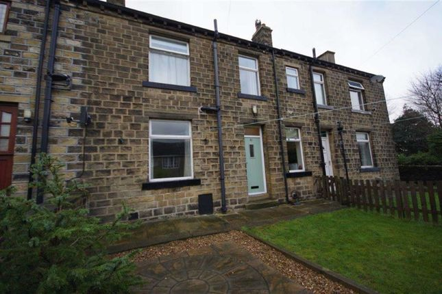 Thumbnail Terraced house for sale in Thorne Street, Holywell Green, Halifax