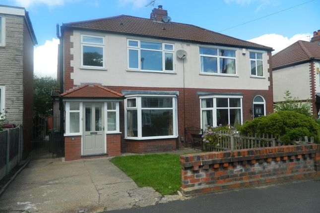 Thumbnail Semi-detached house to rent in Kenwood Road, Bolton