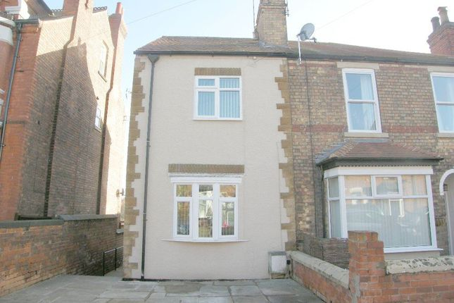 Thumbnail Terraced house to rent in Cobwell Road, Retford