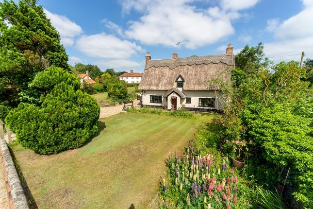 Thumbnail Cottage for sale in The Street, Garboldisham, Diss, Norfolk