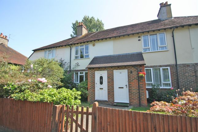 Terraced house for sale in Woking Road, Guildford