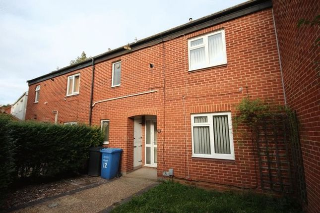 Thumbnail Terraced house to rent in Room 3, Dogwood Road, Norwich