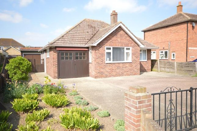 2 bed detached bungalow for sale in Oakley Road, Dovercourt, Essex