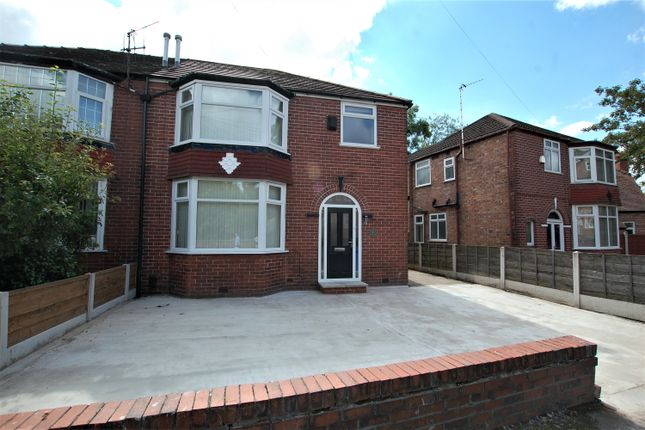 Thumbnail Detached house to rent in Lees Hall Crescent, Fallowfield, Manchester