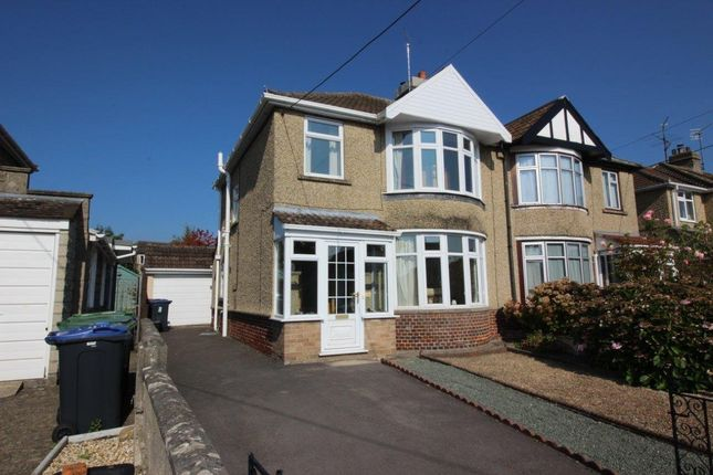 Thumbnail Semi-detached house to rent in King Alfred Street, Chippenham