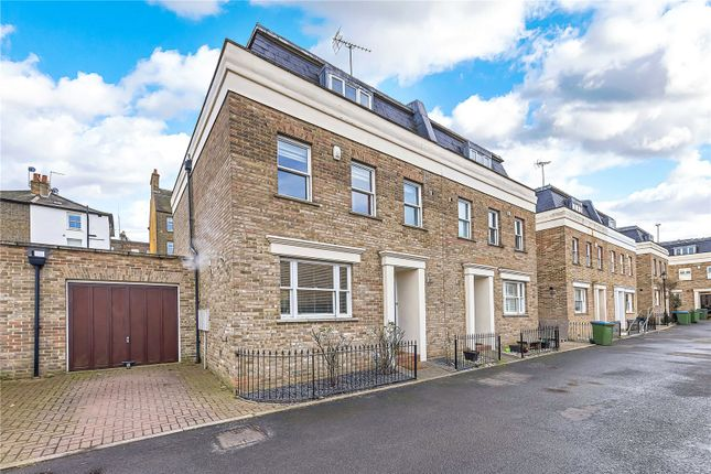 3 bed semi-detached house for sale in Admirals Gate, London SE10