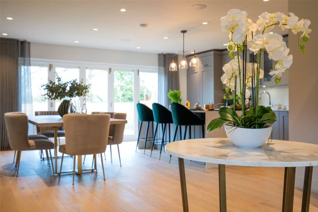 Thumbnail Terraced house for sale in Flexlands Place, Chobham, Woking, Surrey