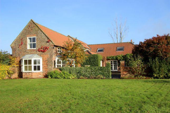 Thumbnail Farmhouse to rent in Dalton On Tees, Darlington