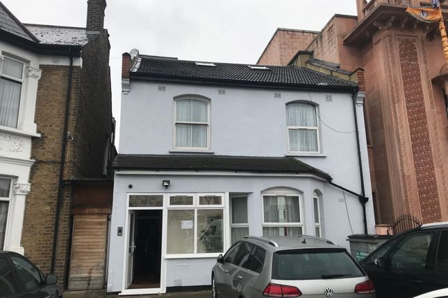 Thumbnail Shared accommodation to rent in High Road, Ilford