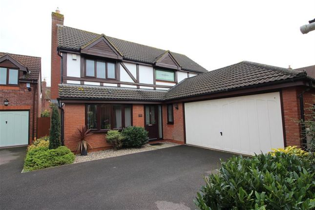 Thumbnail Detached house for sale in Clayfield, Yate, Bristol