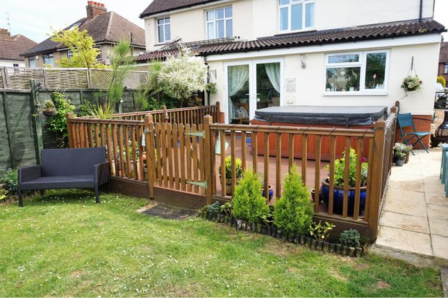 Rear Garden of Ridge Road, Kempston MK43