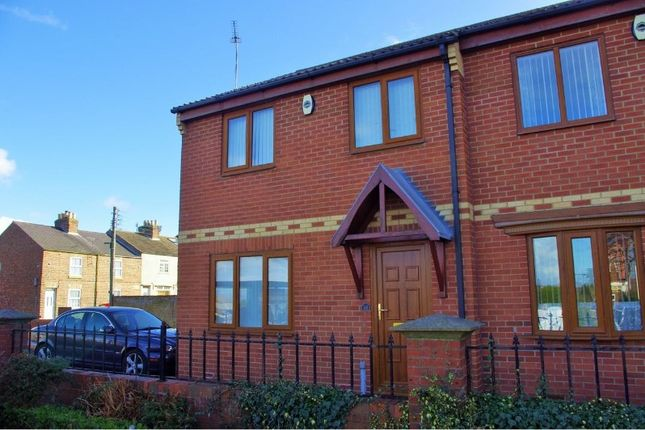 Thumbnail End terrace house to rent in Holmbeck Road, Saltburn-By-The-Sea