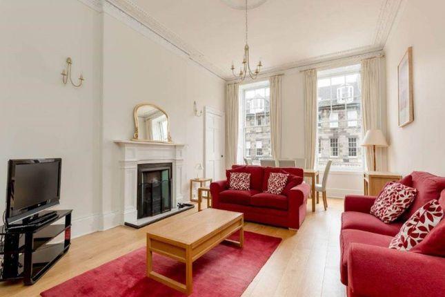 Thumbnail Flat to rent in London Street, New Town, Edinburgh