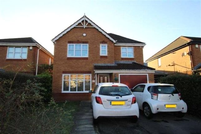 Thumbnail Detached house for sale in Brookway, Littleborough, Rochdale