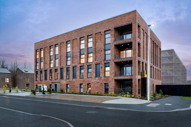 """Thumbnail Flat for sale in """"Tennant"""" at Maclean Square, Govan, Glasgow"""