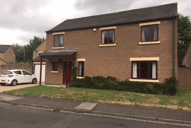 Thumbnail Detached house for sale in Fenhall Park, Lanchester