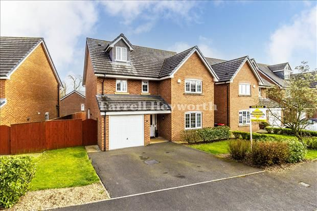 Thumbnail Property for sale in The Hawthorns, Preston