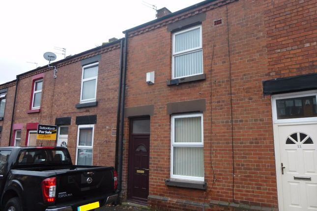 Thumbnail Terraced house to rent in Owen Street, St Helens