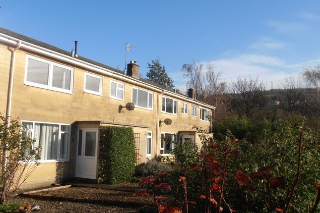 Thumbnail Terraced house to rent in Ringswell Gardens, Bath