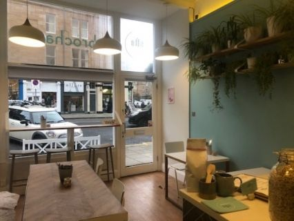 Thumbnail Restaurant/cafe to let in Marchmont Crescent, Edinburgh