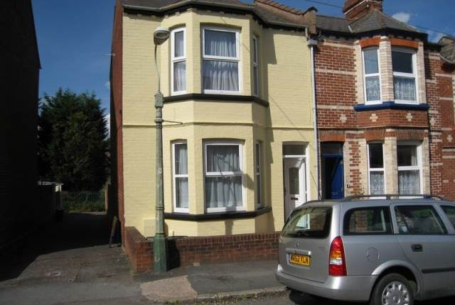Exterior of Priory Road, Exeter EX4