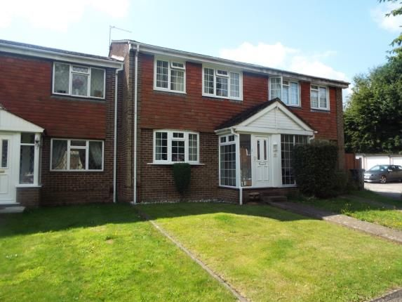 Thumbnail Terraced house for sale in Yew Tree Close, Chatham, Kent, United Kingdom