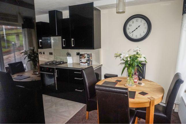 Dining Area of Park Grange Mount, Sheffield S2