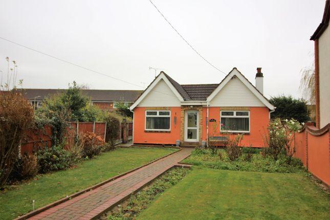 Thumbnail Detached bungalow for sale in Fairview Road, Basildon