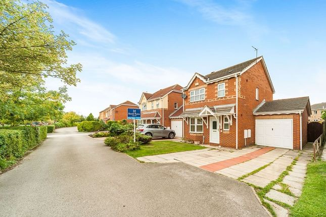 Thumbnail Detached house for sale in Bridgegate Drive, Victoria Dock, Hull