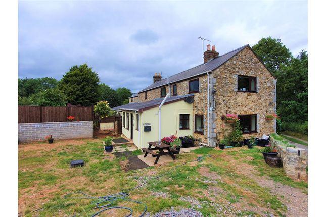 Thumbnail Semi-detached house for sale in Poundisford, Taunton
