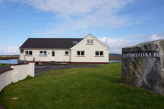 Thumbnail Detached house for sale in Leverburgh, Isle Of Harris
